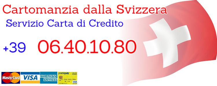 cartomanzia svizzera carta credito